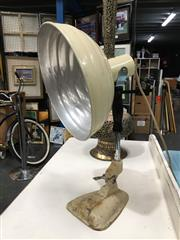 Sale 8851 - Lot 1027 - Ipifco Radiant Lamp
