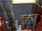 Sale 8925 - Lot 1009 - A collection of stained glass windows (3)