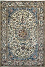 Sale 8338C - Lot 39 - Persian Nain 295cm x 198cm