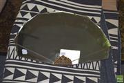 Sale 8390 - Lot 1277 - Small Art Deco Mirror