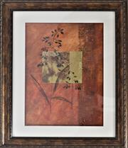 Sale 8778A - Lot 5041 - Verbeek & Van Den Broek - Autumn Prelude II 79.5 x 99.5cm (frame)