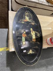 Sale 8876 - Lot 1046 - Oriental Panel