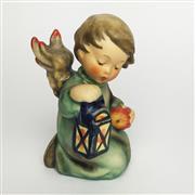 Sale 8456B - Lot 16 - Hummel Figure of a Boy Angel with Apple