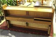 Sale 8499 - Lot 1073 - Timber Church Kneeler