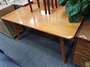 Sale 8601 - Lot 1331 - Timber Dining /Table