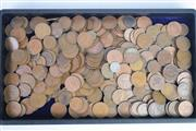 Sale 8396 - Lot 9 - Australian Pennies & Half Pennies
