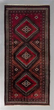 Sale 8493C - Lot 31 - Persian Baluchi 280cm x 130cm