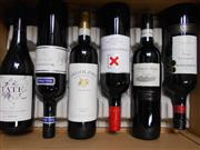 Sale 8519W - Lot 12 - 6x Assorted Red Wines incl. Wirra Wirra, Ingoldby & Annies Lane