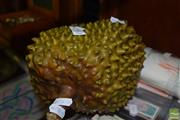 Sale 8448 - Lot 94 - Faux Durian Fruit