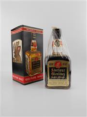 Sale 8498 - Lot 1737 - 1x Campbells Distillery 8YO Aberlour Glenlivet Pure Malt Scotch Whisky - old bottling, in box