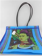 Sale 8514H - Lot 26 - Frida Kahlo Bag w long strap