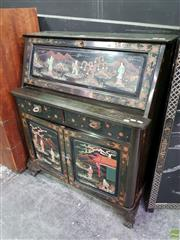 Sale 8562 - Lot 1002 - Chinese Painted Bureau