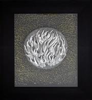 Sale 8778A - Lot 5044 - Metal Art - 63 x 73cm (frame)