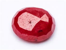 Sale 9144 - Lot 64 - A 5 carat unset ruby