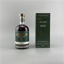 Sale 9250W - Lot 779 - Joadga Distillery Small Cask Aged Ex-Pedro Xinenez American Oak Cask Single Malt Australian Whisky - Batch no. 3, cask No. JW18, bot...