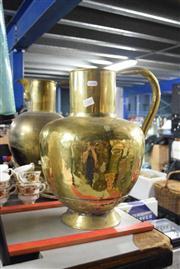 Sale 8381 - Lot 154 - Brass Ewer