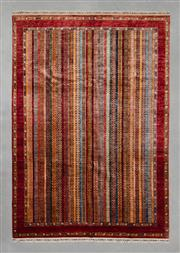 Sale 8493C - Lot 32 - Afghan Chobi 294cm x 210cm