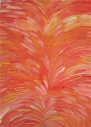 Sale 8786 - Lot 584 - Gloria Petyarre (c1945 - ) - Medicine Leaves 173 x 122cm