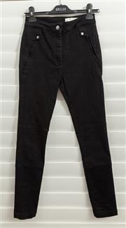 Sale 8902H - Lot 119 - A pair of black Sass and Bide denim pants, size XS