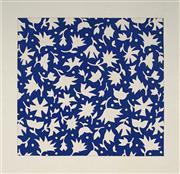 Sale 8980A - Lot 5069 - Una Foster (1912 - 1996) (2 works) - Untitled (Graphics) 13 x 14 cm (mount: 56 x 45.5 cm) ; 12.5 x 10.5 cm (mount: 56 x 46 cm)