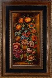 Sale 9019 - Lot 2079 - Alexander Nepote (1913 - 1986) - Still Life 59.5 x 29 cm (frame: 88 x 58 x 6 cm)