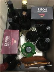 Sale 8553W - Lot 27 - Large Box of Various Ports