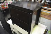 Sale 8347 - Lot 1079 - Bedside Cabinet with Two Drawers