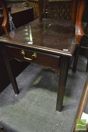 Sale 8361 - Lot 1094 - A pair of Drexel timber bedsides