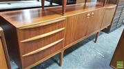 Sale 8395 - Lot 1077 - Very Good Quality McIntosk Teak Sideboard