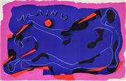 Sale 8492A - Lot 5067 - Marino Marini (1901 - 1980) - Equestrian 50.5 x 32cm (frame size: 58.5 x 75.5cm)
