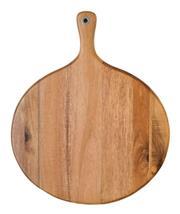 Sale 8705A - Lot 77 - Laguiole Louis Thiers Wooden Board with Handle, 46 x 38cm