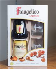 Sale 8489A - Lot 64 - A boxed set of Frangelico inc bottle and glasses