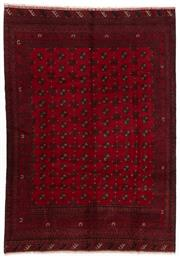 Sale 8372C - Lot 78 - An Afghan Turkaman 100% Wool On Cotton Foundation And Natural Dyes, 295 x 195cm