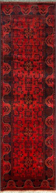 Sale 8338C - Lot 66 - Afghan Khal Mohamadi 290cm x 90cm