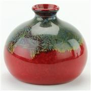 Sale 8387 - Lot 8 - Bernard Moore Flambe Vase