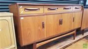 Sale 8409 - Lot 1028 - G-Plan Fresco Teak Sideboard