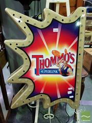 Sale 8465 - Lot 1060 - Thommos Superlink Light Box