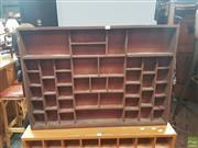 Sale 8648C - Lot 1055 - Large Vintage Bankers Tray