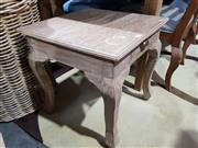 Sale 8777 - Lot 1058 - Shabby Chic Side Table