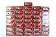 Sale 8817C - Lot 579 - Matchbox Models of Yesteryear Y-22 1930 Model A Ford Van Scale Replicas in Original Boxes (36)