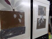 Sale 8453 - Lot 2026 - Rick Badger (1946 - ) - Medieval Series 75 x 56cm, each (sheet size) (2)