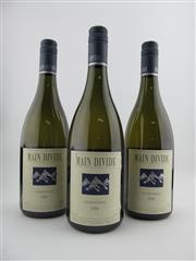Sale 8353A - Lot 802 - 3x 2006 Main Divide Chardonnay, Waipara Valley