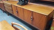 Sale 8409 - Lot 1029 - Quality McIntosh Teak Sideboard