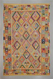 Sale 8493C - Lot 33 - Persian Kilim 287cm x 214cm