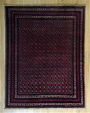 Sale 8693C - Lot 21 - Afghan Mori Gul 191cm x 146cm