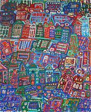 Sale 9001 - Lot 584 - A. S Hart - All Jammed Up 152.5 x 122.5 cm (frame: 154 x 124 x 4 cm)