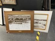 Sale 8995 - Lot 2086 - Set of (3) unframed reproduction photographs of Bondi c1888, 1915 and 1940