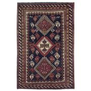 Sale 9020C - Lot 10 - Persian Qashgai, 115x175cm, Handspun Wool
