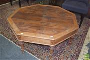 Sale 8390 - Lot 1284 - Japanese Inspired Coffee Table