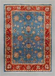 Sale 8493C - Lot 34 - Afghan Chobi 172cm x 127cm